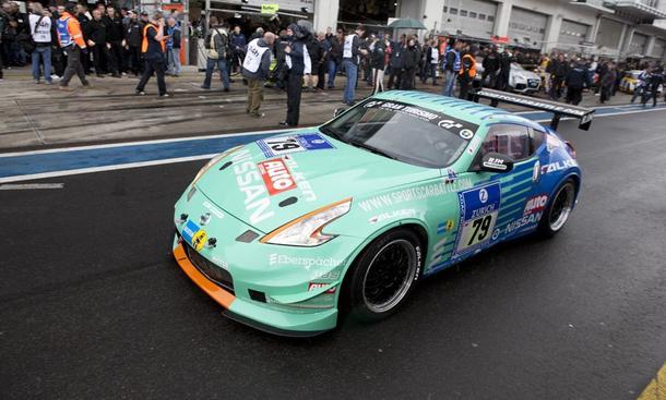 24-Stunden-Rennen 2011 Nissan 370Z