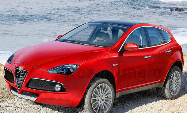 Alfas Romeo SUV