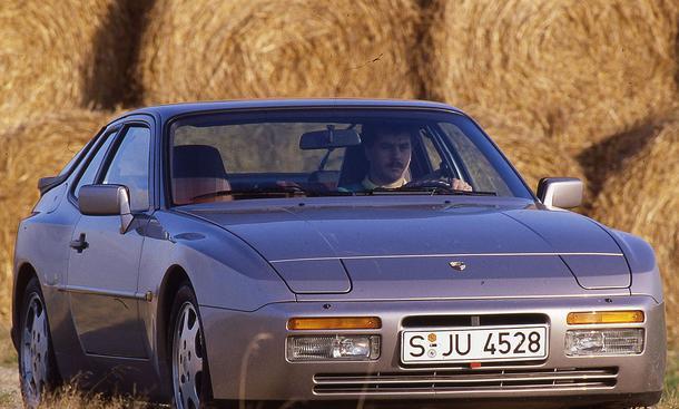 Bilder Porsche 944 turbo Leistung