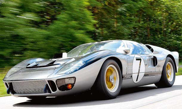 Ford GT40 MkII: der ultimative Sport-Prototyp der 60er-Jahre