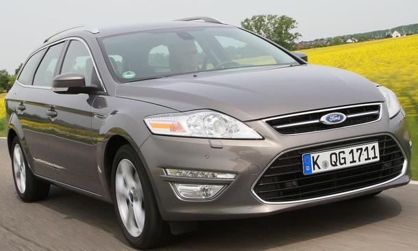 Ford Mondeo Turnier 1.6 EcoBoost ab 27.750 Euro