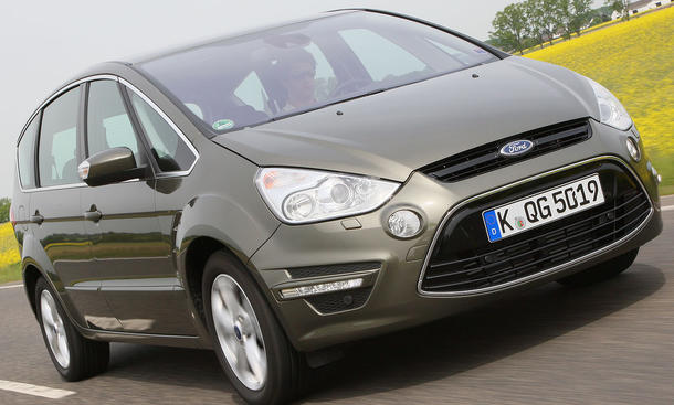 Ford S-MAX 1.6 EcoBoost ab 29.500 Euro