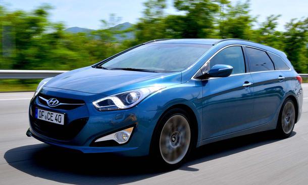 Neuer Hyundai i40 Kombi