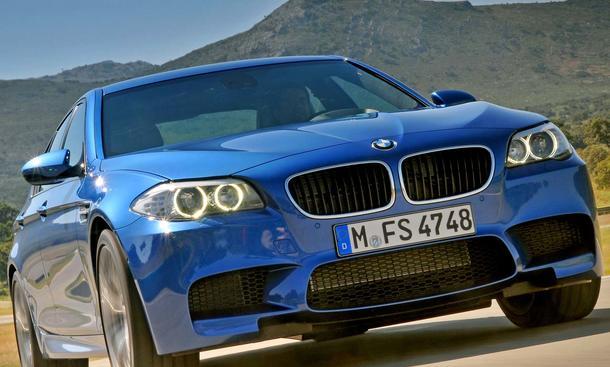 Neuer BMW M5 ab November 2011 beim Händler