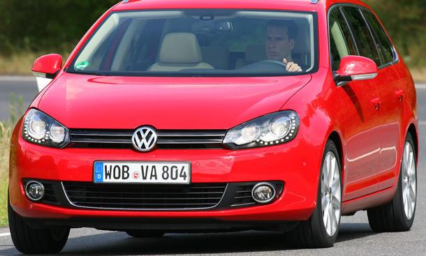 VW Golf Variant 2.0 TDI ab 26.600 Euro