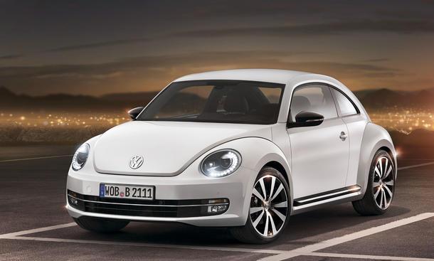 Neuer VW Beetle rollt im Oktober 2011 zu den Kunden