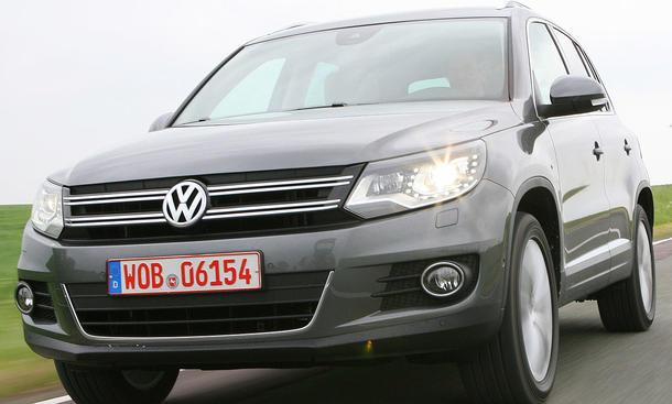 VW Tiguan 2.0 TDI 4Motion im Fahrbericht