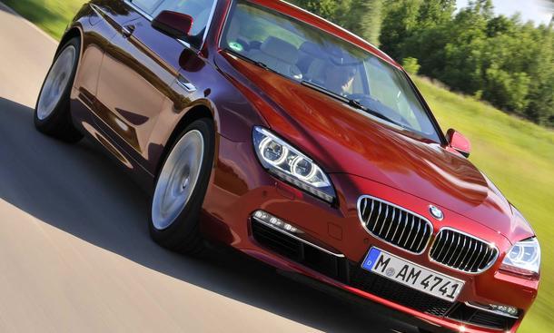 BMW 6er Coupé 2011