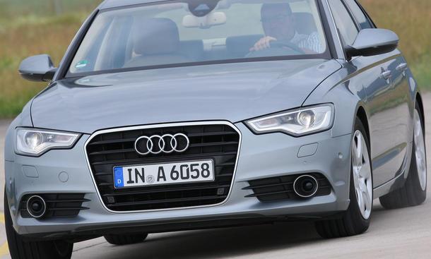 Bilder Audi A6 3.0 TDI Front