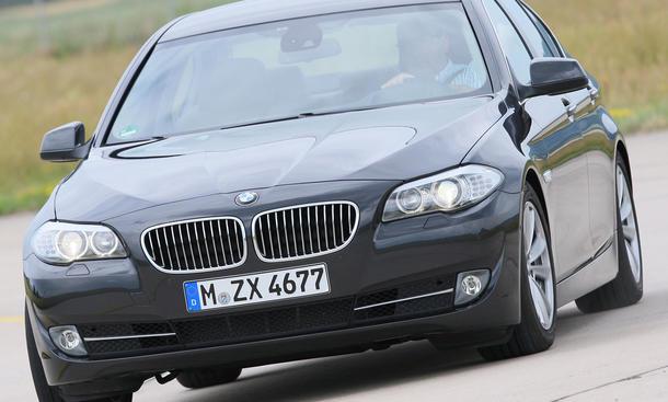 Bilder BMW 525d Leistung