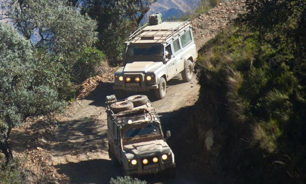 Mit der Land Rover Experience durch Bolivien