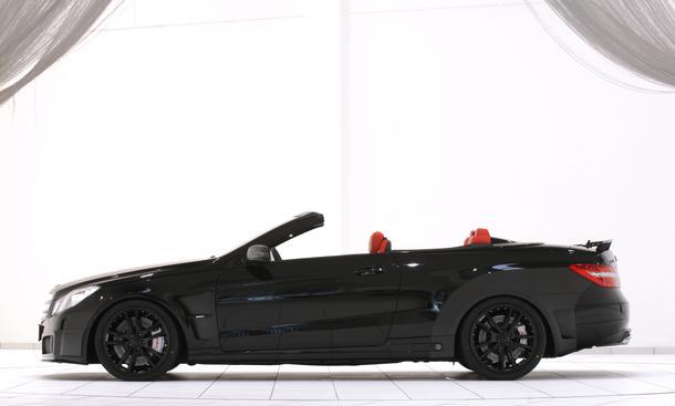 brabus e klasse cabrio e v12 cabriolet mit 800 ps bild 2. Black Bedroom Furniture Sets. Home Design Ideas