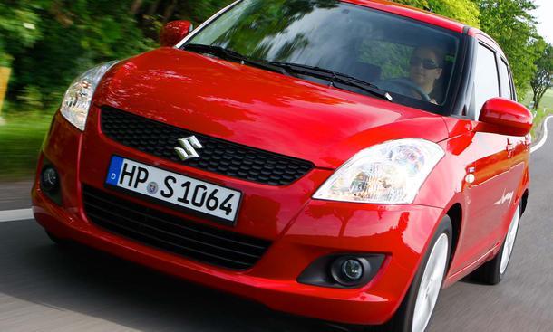 Suzuki Swift 1.3 DDiS Start Stopp - Sparsamster Swift