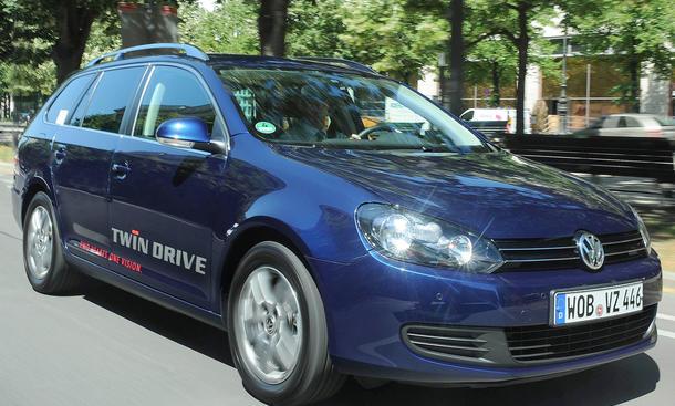 Vw Golf Variant Twindrive Hybrid Im Fahrbericht Autozeitungde