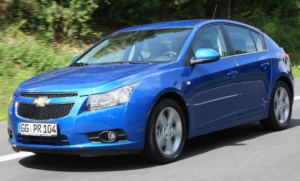 Bilder Chevrolet Cruze 2.0 Diesel
