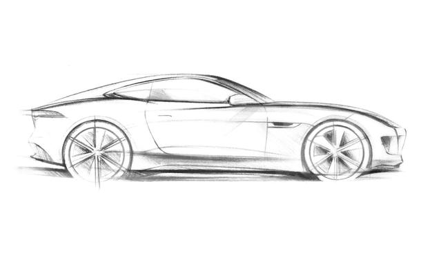 Jaguar C-X16 Sportwagen-Studie IAA 2011
