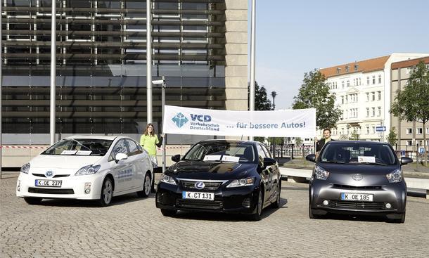 In Berlin wurden die Sieger des Öko-Rankings bekannt gegeben