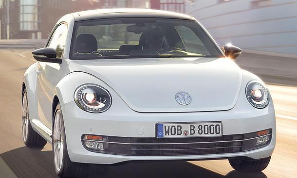 VW Beetle 2.0 TSI - Grundpreis