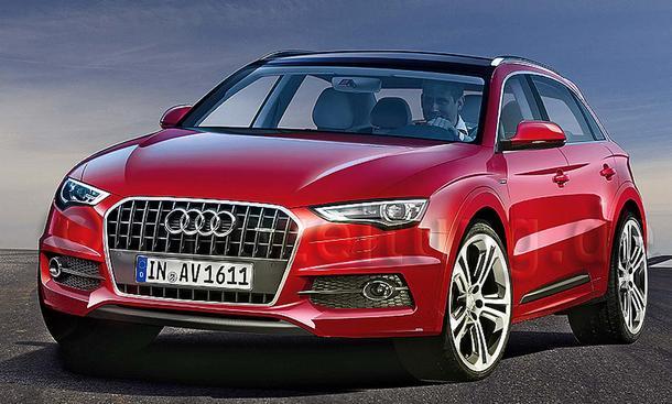 Audi QS3 2014