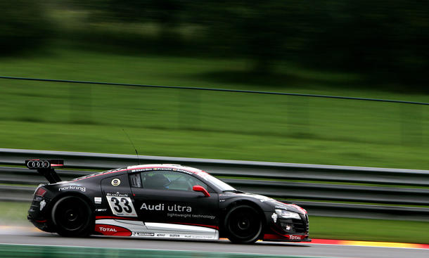Audi R8 LMS US-Version Grand-Am Daytona 2012