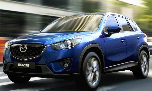 Bilder Mazda CX-5