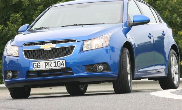 Chevrolet Cruze 2.0 Diesel - Der Fünftürer