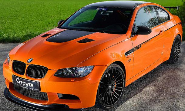 Neuer G-Power BMW M3 Tornado RS 2011