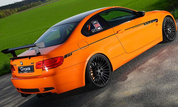 Bilder G-Power BMW M3 Tornado RS 2011