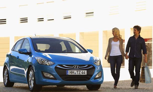 Neuer Hyundai i30 auf der IAA 2011