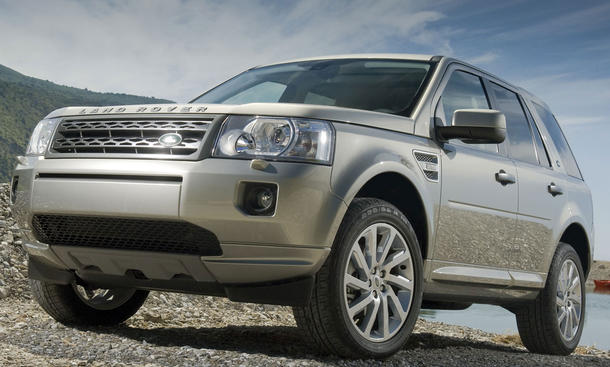 Sondermodell - Land Rover Freelander Upgrade