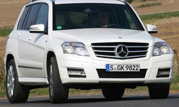 Mercedes GLK 220 CDI 4 MATIC BlueEfficiency - ESP