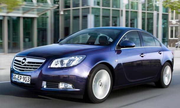Opel Insignia 1.4 Turbo EcoFLEX - Fahreigenschaften