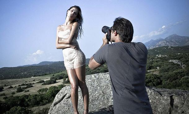 Bilder Pirelli-Kalender 2011 Isabeli Fontana