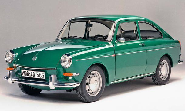 Volkswagen 1600 TL Typ 3 (1965-1969)