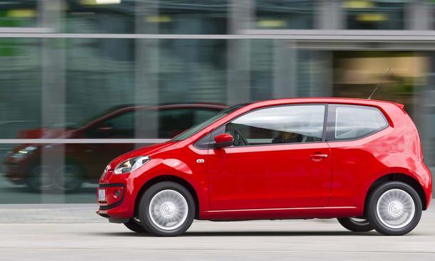 VW up! 2011 Fahrbericht Preis