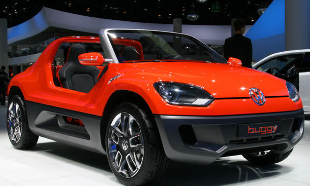 VW Studie Buggy Up IAA 2011 Frankfurt