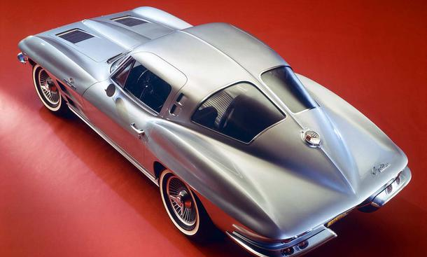 Chevrolet Corvette Sting Ray 1963