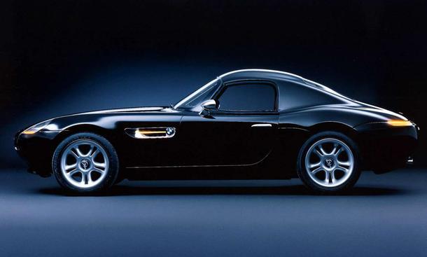 BMW Studien und Concept Cars: Turbo, M1, Concept CS, 328 Hommage, i3,