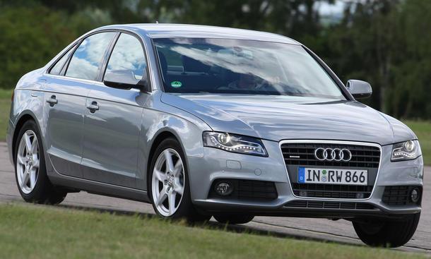 Bilder Audi A4