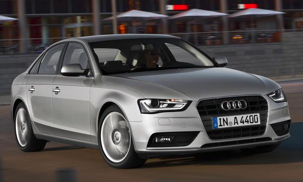 Audi A4 Facelift Limousine 2012