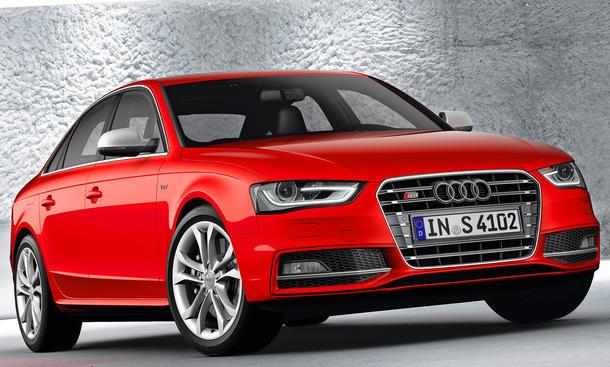 Audi S4 Facelift 2012 Limousine