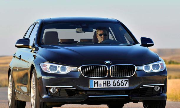BMW 3er F30 2012