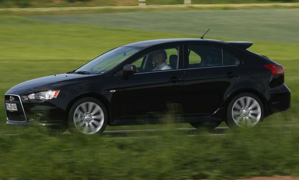Bilder Mitsubishi Lancer Sportback