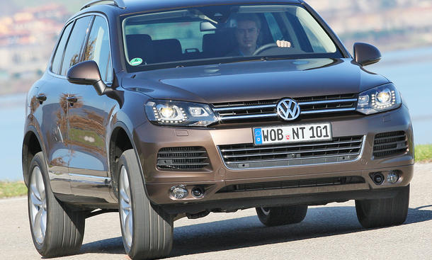 VW Touareg - SUV