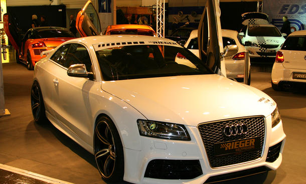 Audi A5 Rieger Tuning Essen Motor Show 2011