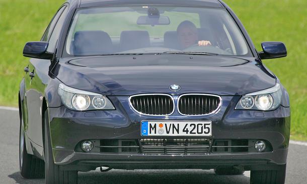 Gebrauchtwagenratgeber - BMW 520d mit EfficientDynamics