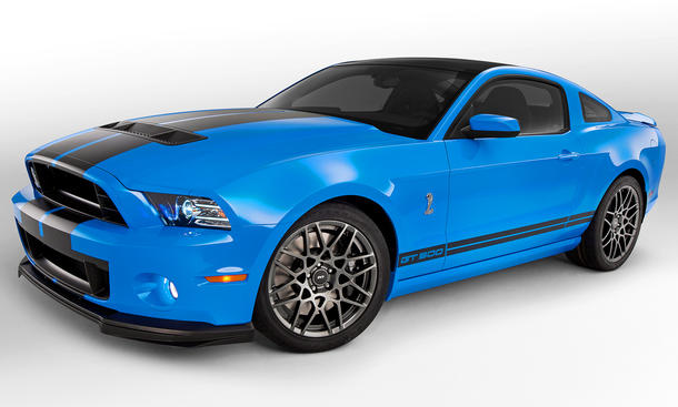2013 Shelby Wallpaper on Ford Mustang Shelby Gt500  2013   Premiere Auf Der La Auto Show 2011