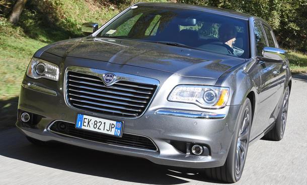 Lancia Thema 3.0 V6 CRD 24Vi Fahrbericht | autozeitung.de