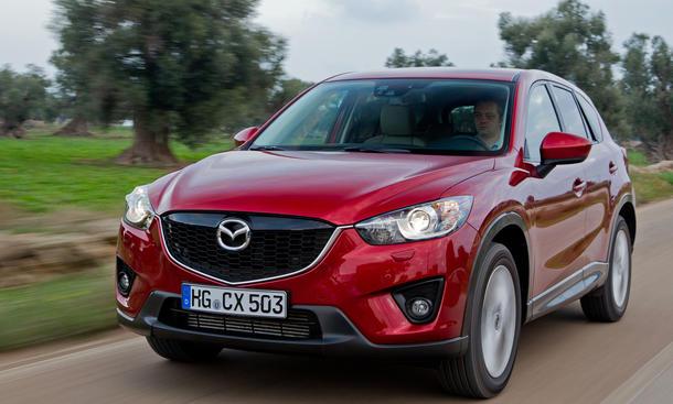 Preis Mazda CX-5 2012 Crossover