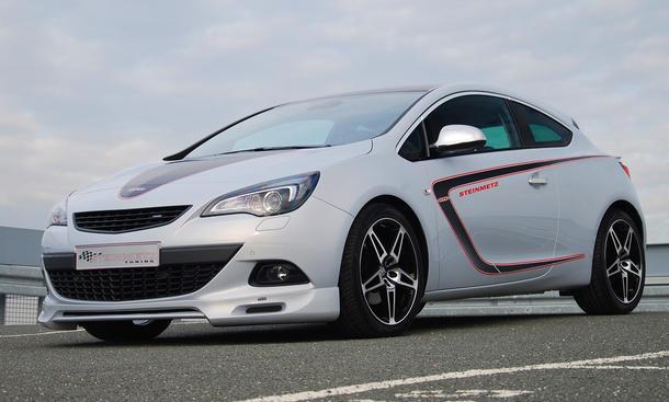 Opel Astra GTC Tuning Steinmetz Essen Motor Show 2011